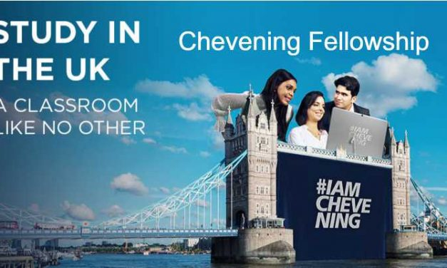 Chevening South Asia Journalism Fellowship 2018 – Chevening Fellowship
