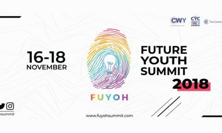 Future Youth Summit (FUYOH) 2018 in Malaysia for 3 Days