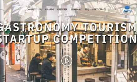 Tourism Startup Competition by World Tourism Organisation – Fully Funded trip to Spain