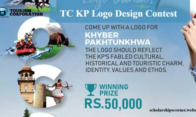 Tourism Corporation KP Logo Design Contest 2018 – Winning Prize Rs. 50, 000/-