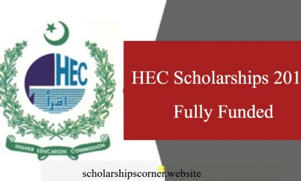 HEC Scholarship 2018 for Balochistan Students [Fully Funded] to Study Abroad