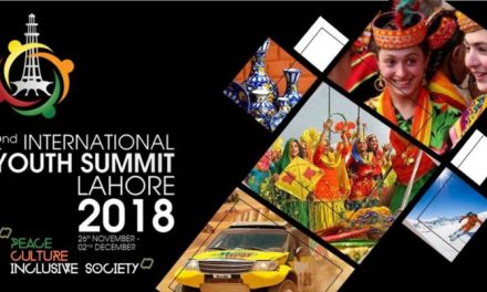 2nd International Youth Summit Lahore, Pakistan 2018