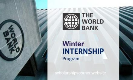 World Bank Internship 2019 – Paid Winter Internship Program