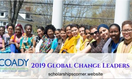 2019 Global Change Leaders for 7 Weeks in Canada – Fully Funded