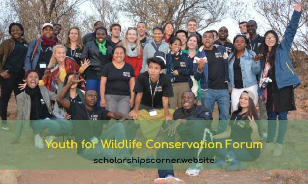 Youth for Wildlife Conservation Forum 2019 for 9 days – Fully Funded