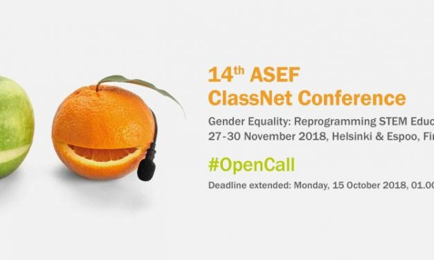 4th ASEF Classroom Network Conference in Finland – Fully Funded