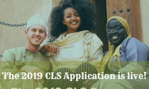 Critical Language Scholarship (CLS) Program for American Students 2019 – Fully Funded