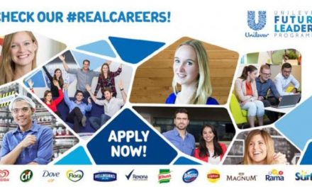 Unilever Future Leaders Programme 2019 in UK & Ireland