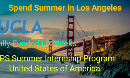 RIPS Summer Internship Program RIPS 2019 in USA – Fully Funded