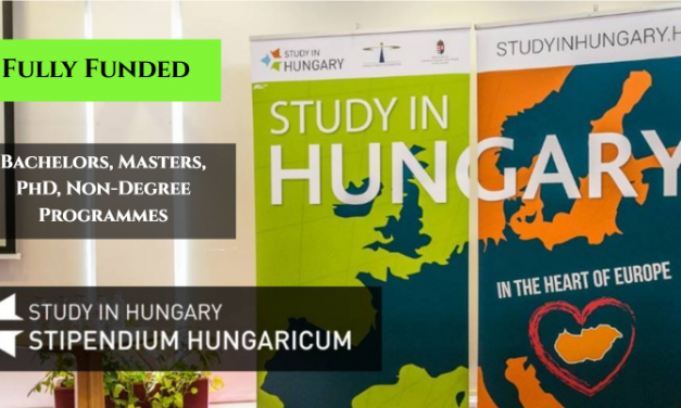 Hungary Government Scholarship 2020-2021 | Fully Funded | Stipendium Hungaricum | Study in Hungary