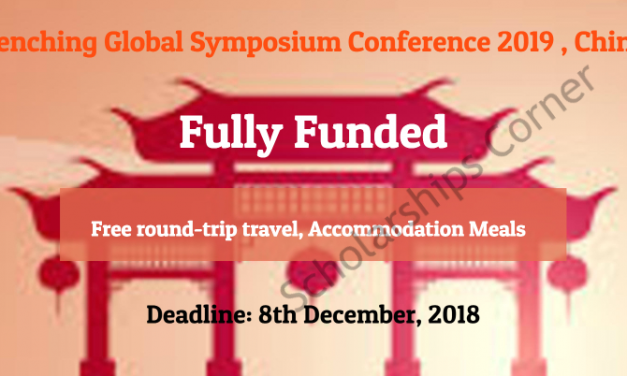 Yenching Global Symposium Conference 2019 in Beijing, China [Fully Funded]