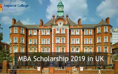 MBA Scholarship 2019 UK at Imperial College London