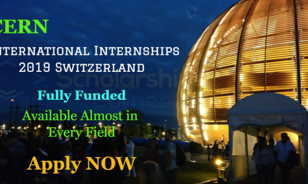 CERN International Internships 2019 in Switzerland – Available Almost in Every Field