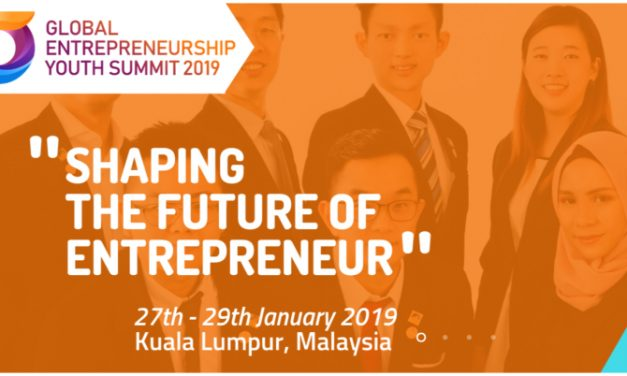Global Entrepreneurship Youth Summit 2019 in Malaysia