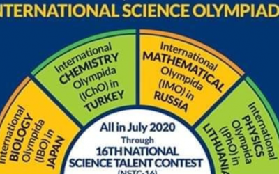 International Science Olympiads 2019 – NSTC -16 By HEC Pakistan & PIEAS
