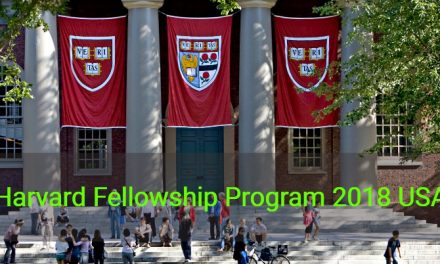 Harvard Fellowship Program 2018-2020 in USA [Fully Funded]