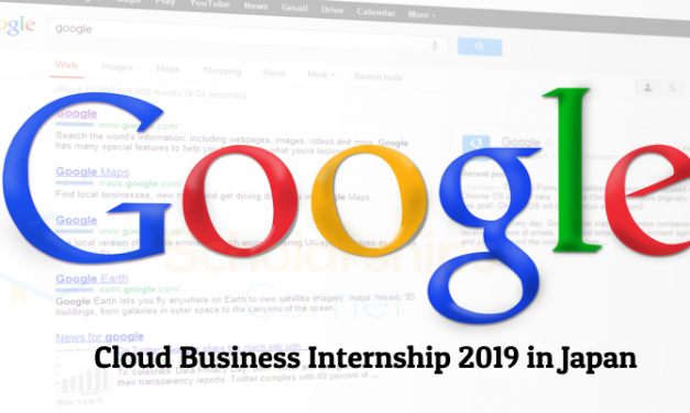 Google Cloud Business Internship 2019 in Japan – Google Internship
