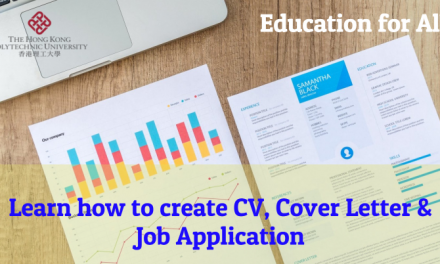 Free Online Course for Creating Job Applications, CVs and Cover Letters