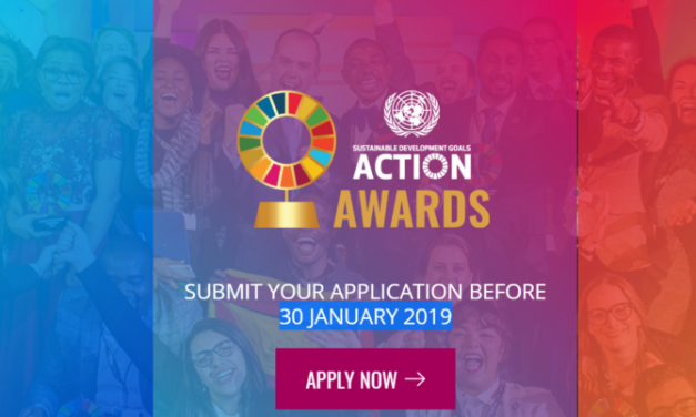 UN SDG Action Award 2019 – Submit Your Application Now