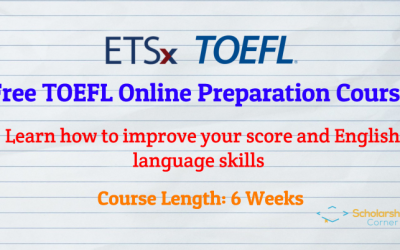 Free TOEFL Online Preparation Course by Educational Testing Service