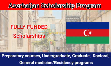Azerbaijan Scholarship Program 2020 for International Students [Fully Funded]