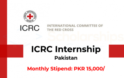 ICRC Internship 2019 for 3 Months – Monthly stipend of PKR 15,000/-