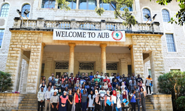 Mastercard Foundation Scholarship Program at American University of Beirut
