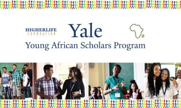 Yale Young African Scholars Program 2019 | Fully Funded