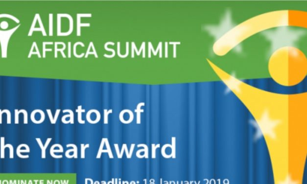 AIDF Africa Innovator of the Year Award 2019