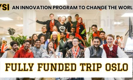 Young Sustainable Impact YSI Innovation Program 2019 in Norway – Fully Funded