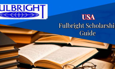 USA Fulbright Scholarship Guide 2019-2020 By Sohaib Niazi