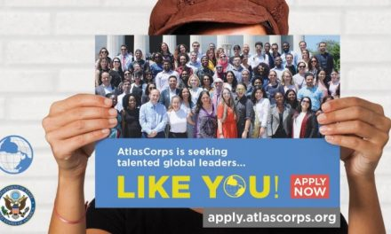 Atlas Corps Fellowship 2019 in United States of America [Fully Funded]