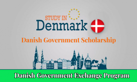 Danish Government Exchange Program 2019 in Denmark (Fully Funded)