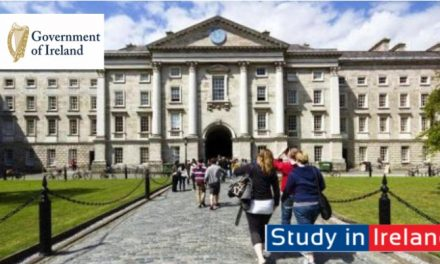 Government of Ireland Scholarship 2019 – Fully Funded