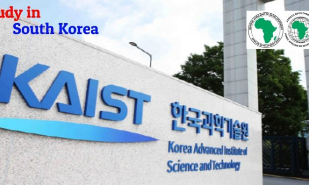 Fully Funded Masters Scholarship for African Students 2019 in South Korea