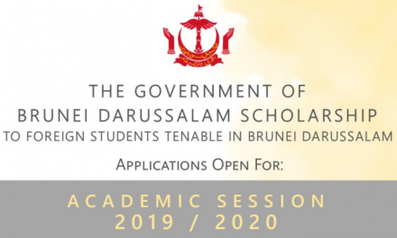 Government of Brunei Darussalam Scholarship 2019-2020 for Foreign Students