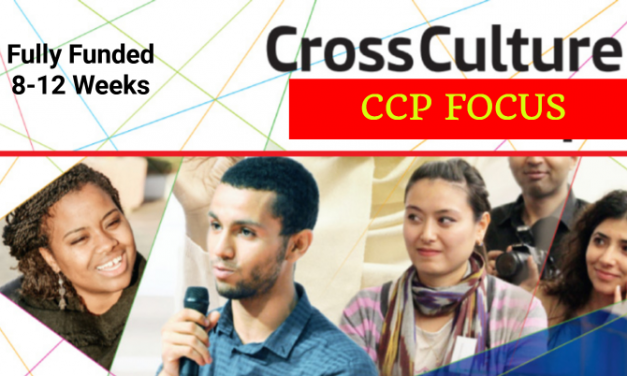 Fully Funded CrossCulture CCP Focus 2019 in Germany