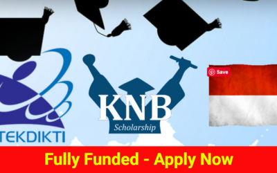 Indonesian Government Scholarship 2019 for Masters – KNB Scholarship