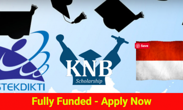 Indonesian Government Scholarship 2020 – KNB Scholarship [Fully Funded]