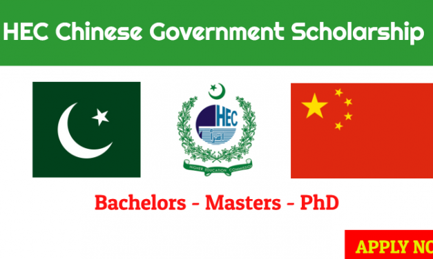 HEC Chinese Government Scholarship 2020-2021 [Fully Funded] in China