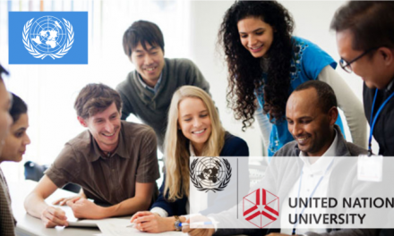 JSPS–UNU Postdoctoral Fellowship Programme 2019 in Japan (Fully Funded)