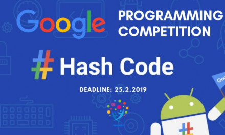 Google Hash Code Programming Competition 2019