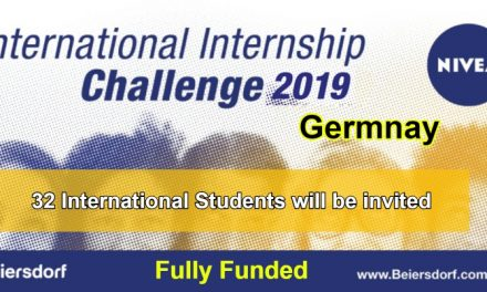 International Internship Challenge 2019 in Germany – Fully Funded