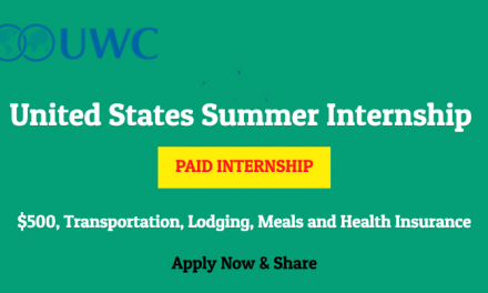 United States Summer Internship 2019 By Global Leadership Forum