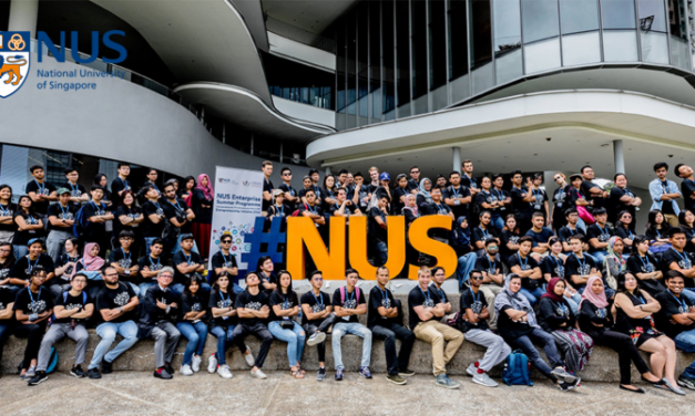 2019 NUS Summer Program on Entrepreneurship in Singapore