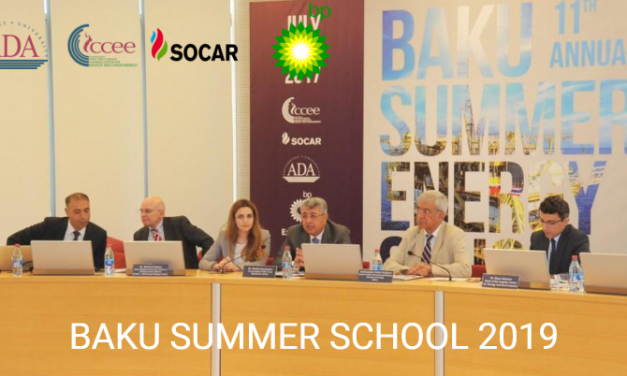 Baku Summer School 2019 at ADA University, Azerbaijan