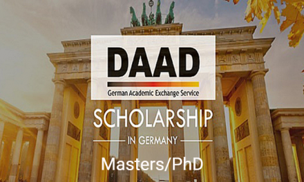 DAAD Scholarship 2019-2020 in Germany – Fully Funded Master's/PhD Scholarships