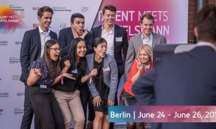Talent Meets Bertelsmann 2019 – Fully Funded to Berlin, Germany