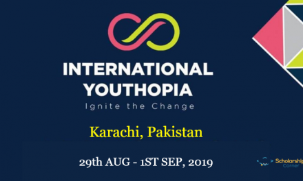 International Youthopia Conference 2019 in Karachi, Pakistan