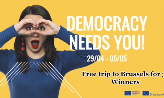 European Youth Week Video Contest 2019 (Win a Free Trip to Burssels)